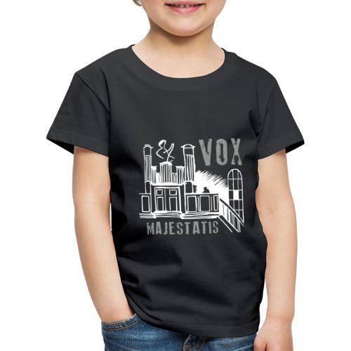 orgel vox majestatis 01 - Kinder Premium T-Shirt