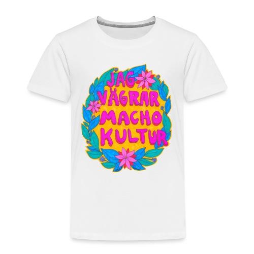 Jag vägrar - Premium-T-shirt barn
