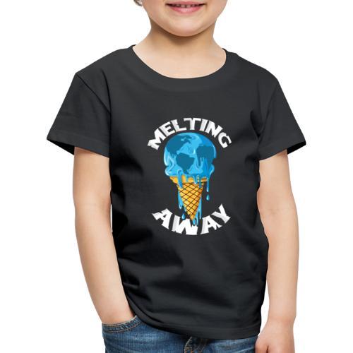 Our World Melting Away - Kids' Premium T-Shirt