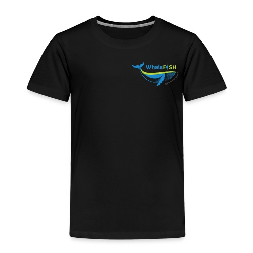 WF_Logo_With_Strap - Kids' Premium T-Shirt