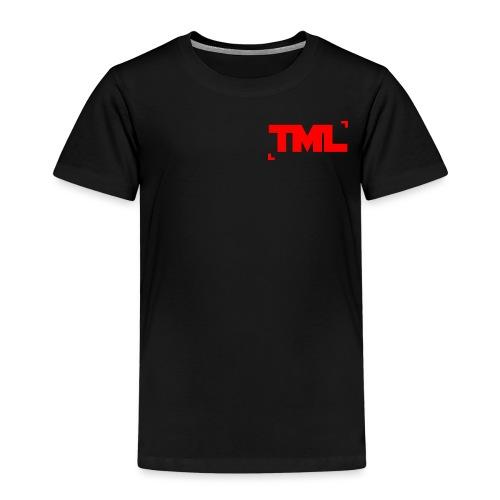 TML RED - Kids' Premium T-Shirt