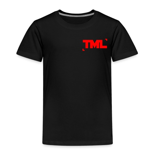 TML RED - Kids' Premium T-Shirt
