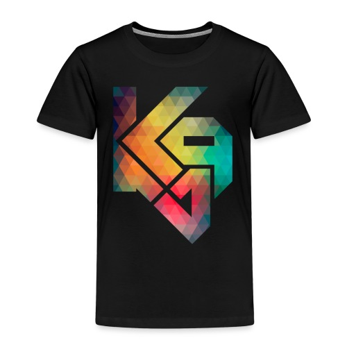 K94 logo rainbow - Kids' Premium T-Shirt