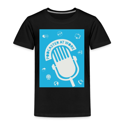 Coole Tasse für Podcaster - Kinder Premium T-Shirt