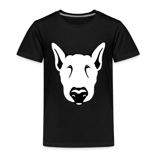 Bull Terrier Head - Kids' Premium T-Shirt