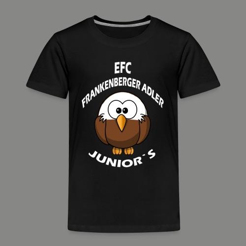Junior`s Weiß - Kinder Premium T-Shirt