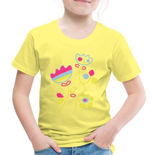 tulipani - Maglietta Premium per bambini