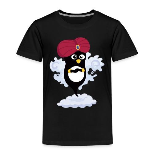 Génie Pingouin - T-shirt Premium Enfant