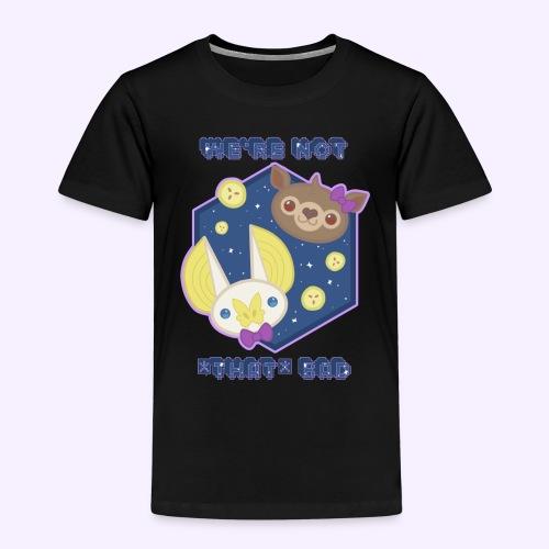 Night Doggos - Maglietta Premium per bambini