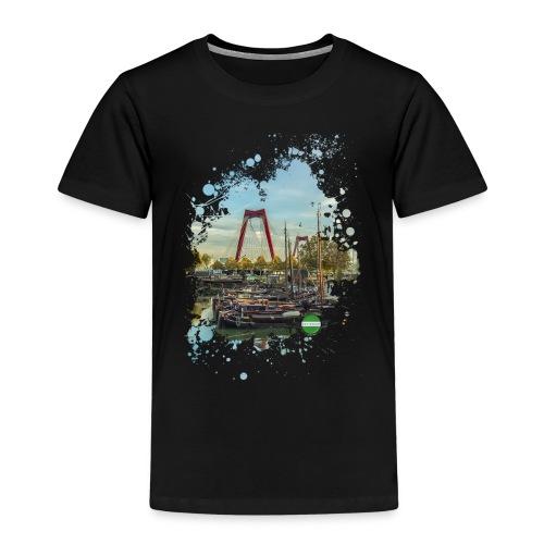 rotterdam splash oude haven 2mini fw - Kinderen Premium T-shirt