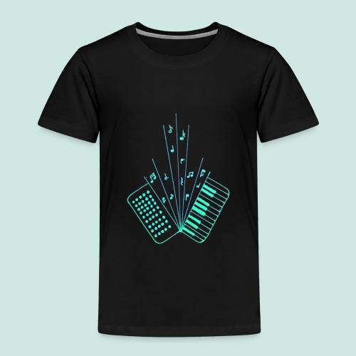 Musik - Kinder Premium T-Shirt