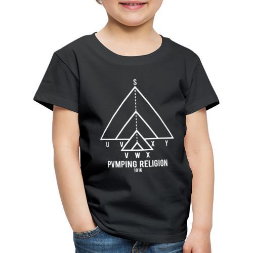 PVMPING RELIGION - Maglietta Premium per bambini