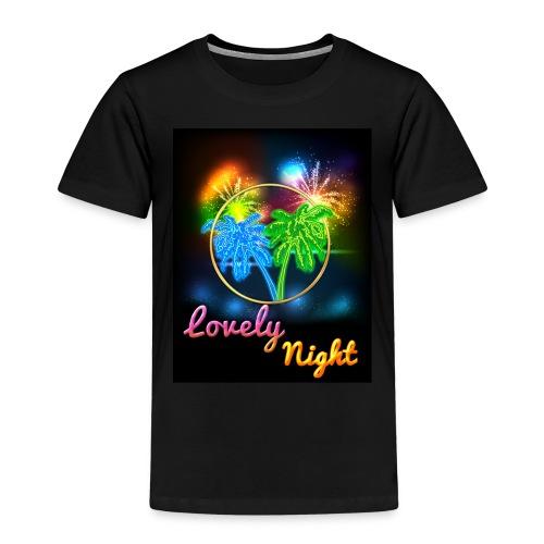 Vacances d'été - lovely night - T-shirt Premium Enfant
