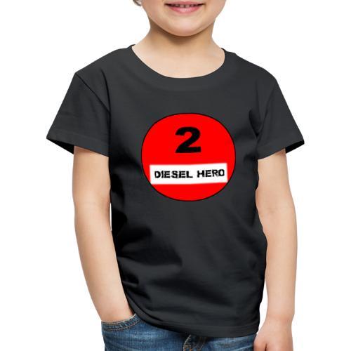 Diesel Hero Logo - Kinder Premium T-Shirt