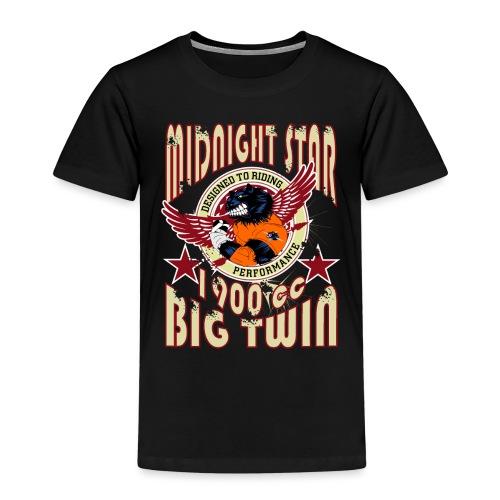 MidnightStar - Kinderen Premium T-shirt