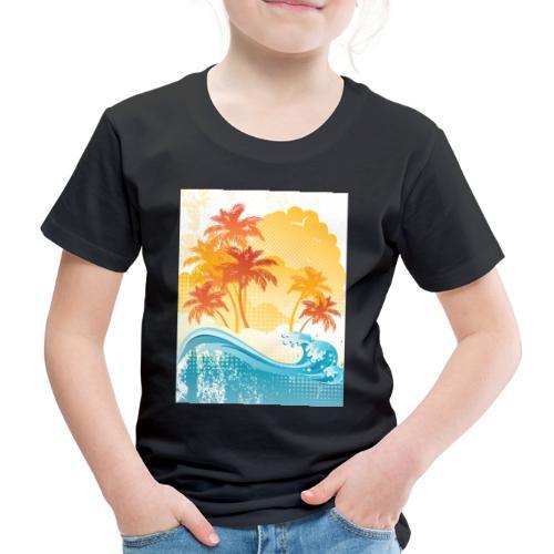 Palm Beach - Kids' Premium T-Shirt