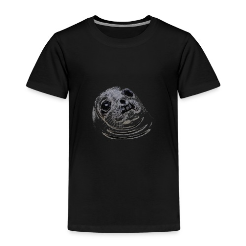 Awkward Moment Seal - Kids' Premium T-Shirt
