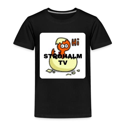 Strohalmskücken - Kinder Premium T-Shirt