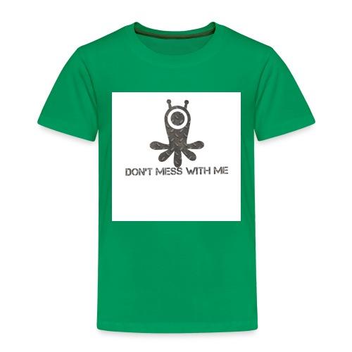 Dont mess whith me logo - Kids' Premium T-Shirt