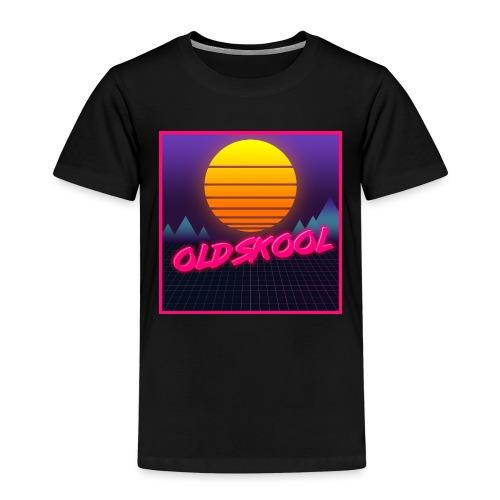 Retro Old School - Kids' Premium T-Shirt
