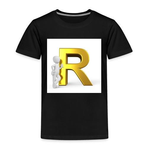 Rojali - Premium-T-shirt barn