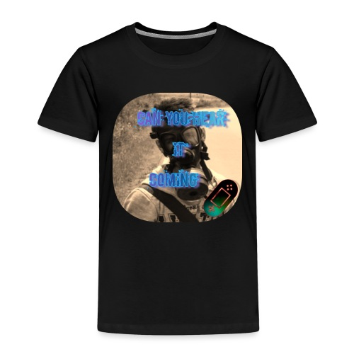gas mask - Premium-T-shirt barn