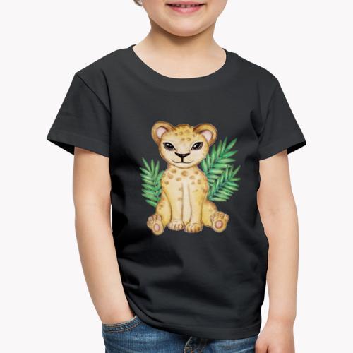 Löwenbaby - Kinder Premium T-Shirt