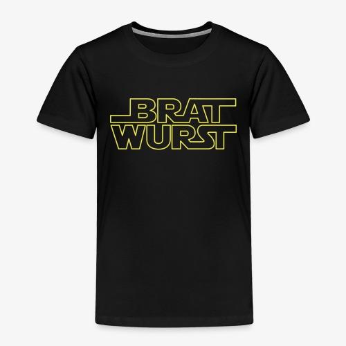 Bratwurst (Jedi) - Kinder Premium T-Shirt