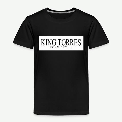 king torres - Camiseta premium niño