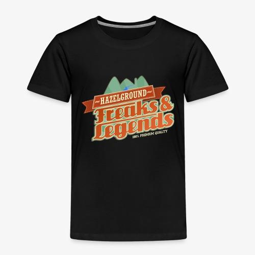 Freaks Legends 2 - Kinder Premium T-Shirt