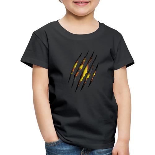 Lions Skin - Børne premium T-shirt