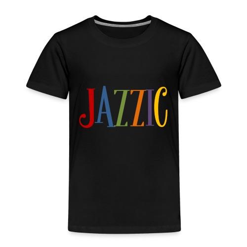 Jazzic Logo - Kinder Premium T-Shirt