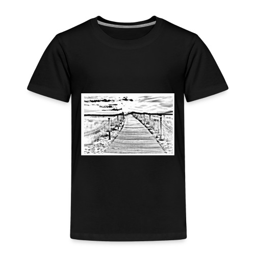 Dont judge my Journey - Kinder Premium T-Shirt