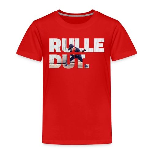 Rulledut - Børne premium T-shirt