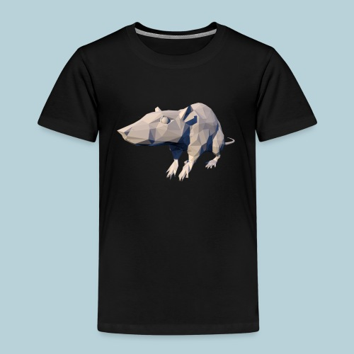RATWORKS Poly Rat Large - Kids' Premium T-Shirt