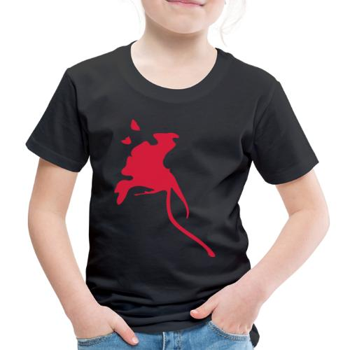 flower - Kinder Premium T-Shirt