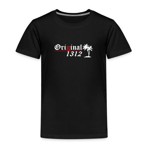 1312 T-Hemd [Druck beidseitig] - Kinder Premium T-Shirt