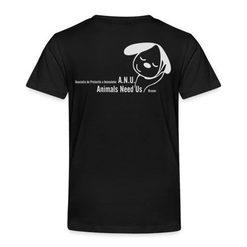anu vector T - Kinder Premium T-Shirt