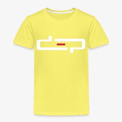deplogo1neg red - Premium T-skjorte for barn
