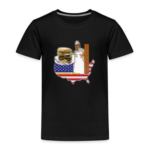 la 66 - Camiseta premium niño