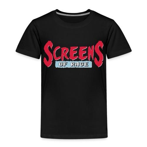 screens of rage - Kids' Premium T-Shirt