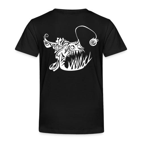 Cranky anglerfish - Kids' Premium T-Shirt