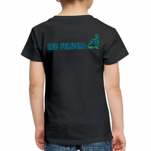 Madame's_Girls - Kids' Premium T-Shirt