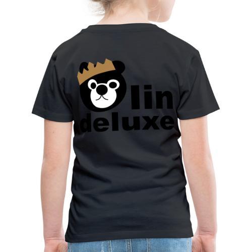 Bärlin Deluxe Motiv - Kinder Premium T-Shirt