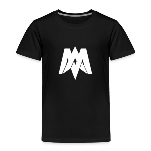 Mantra Fitness Slim Fit T-Shirt (Black) - Kids' Premium T-Shirt