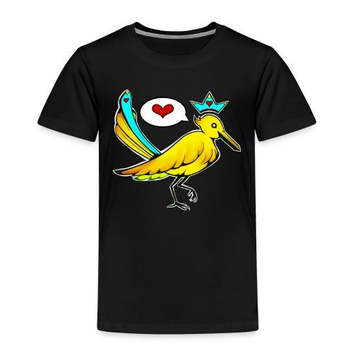 bird king - Kinder Premium T-Shirt
