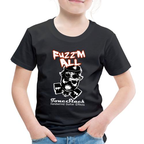 Fuzz 'm All - Kids' Premium T-Shirt