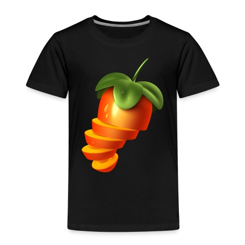 Sliced Sweaty Fruit - Kids' Premium T-Shirt
