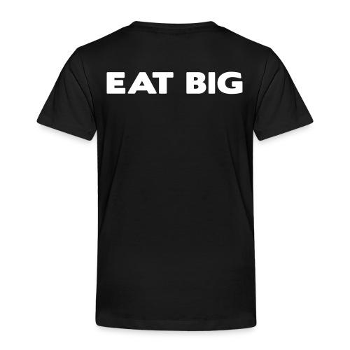 eatbig - Kids' Premium T-Shirt