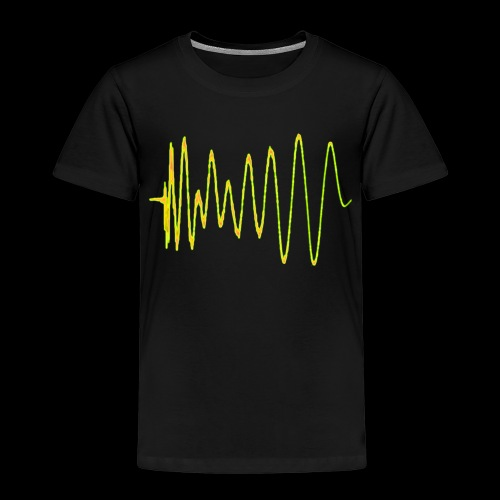 Boom 909 Drum Wave - Kids' Premium T-Shirt